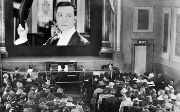 Buster Keaton en pantalla