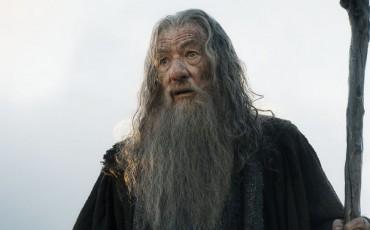 Still of Ian McKellen in El Hobbit: La batalla de los cinco ejércitos