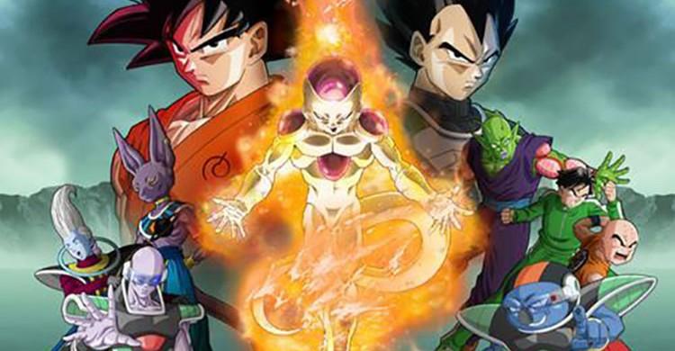 Dragon Ball Z-Resurreccion de Freezer