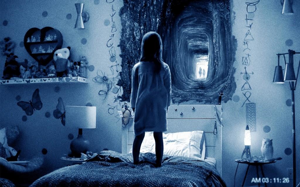 "La quinta entrega de ""Actividad paranormal"" volvió a reinar la taquilla de Halloween."