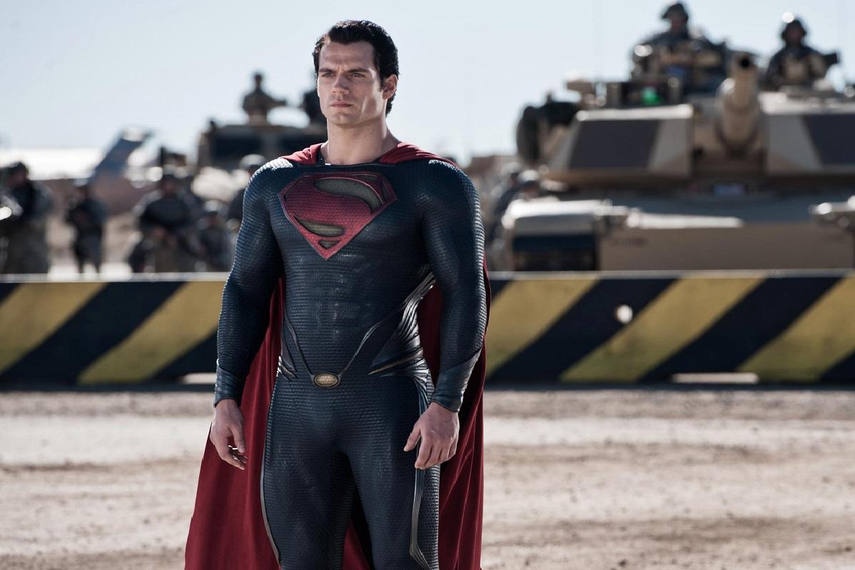 Henry Cavill como Superman en esta nueva etapa del personaje.