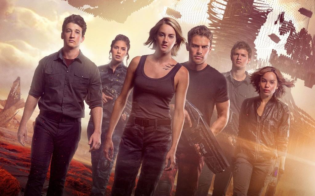 """""""Divergente. La serie Leal"""" no alcanzó los números de sus predecesoras."""