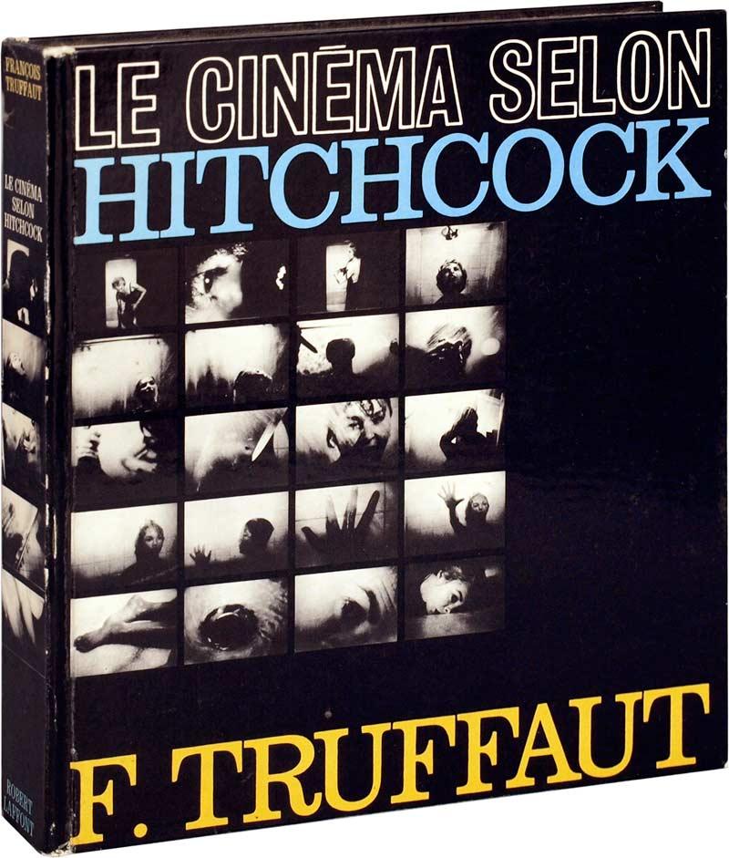 El libro de Truffaut sobre Hitchcock.