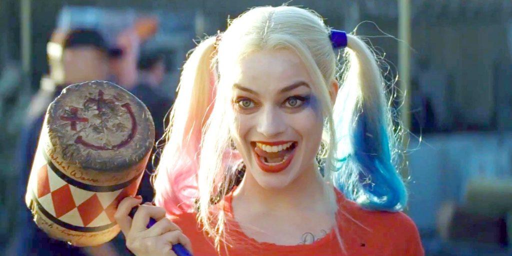 Margot Robbie interpreta a Harley Quinn, una de las anti-héroes más populares del universo DC