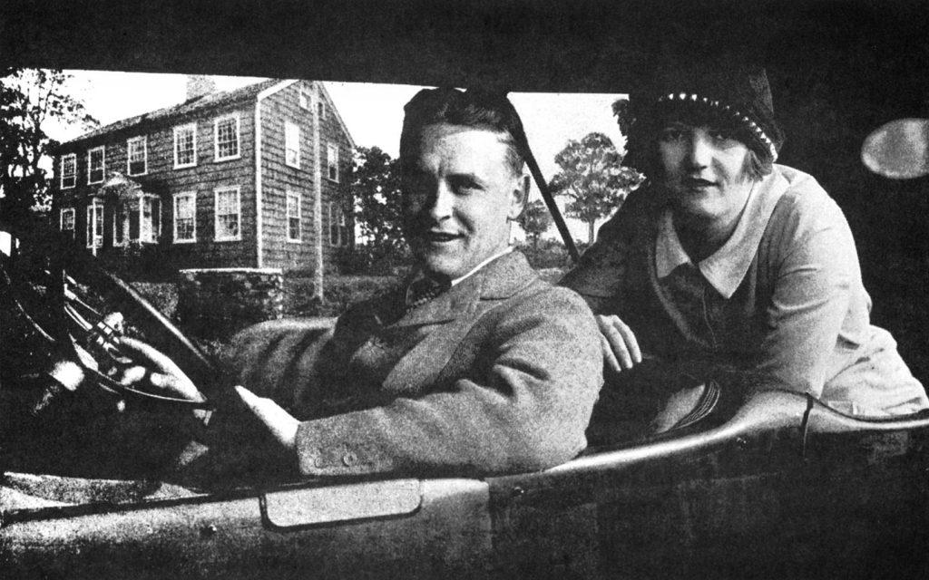 Zelma y Scott Fitzgerald
